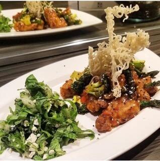Korean Sesame Chicken