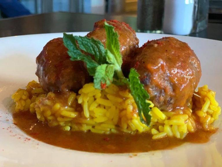 Soutzoukakia (Meatballs)